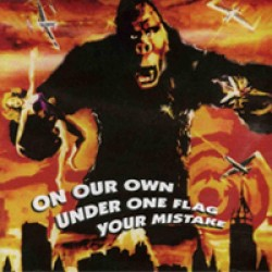 On Our Own / Under One Flag / Your Mistake – Split