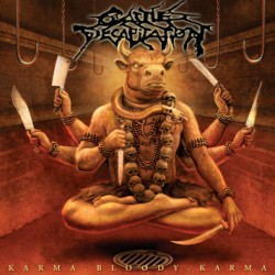 Cattle Decapitation – Karma. Bloody. Karma