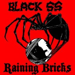 Black SS / Raining Bricks – Split