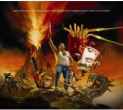 Various Artists – Aqua Teen Hunger Force Colon Movie Film for Theatres
