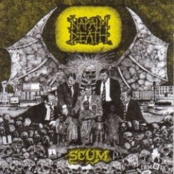 Napalm Death – Scum (Reissue)