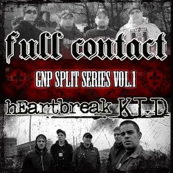 Full Contact / Heartbreak Kid – GNP Split Series Vol. 1
