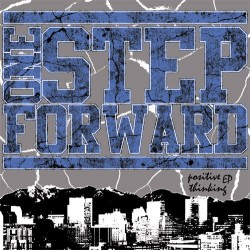 One Step Forward – Positive Thinking