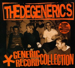 The Degenerics – Generic Record Collection