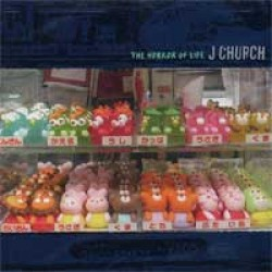 J Church – The Horror of Life
