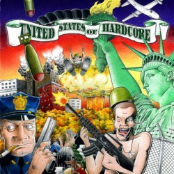 Various Artists – United States of Hardcore
