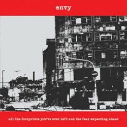 Envy – All the Footprints You've Ever Left and the Fear Expecting Ahead (Reissue)