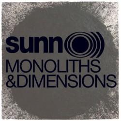 Sunn 0))) – Monoliths & Dimensions