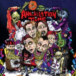 Annihilation Time – II (Reissue)