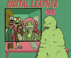 Digital Leather – Modern Problems