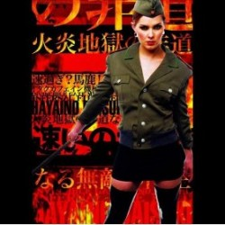 Hayaino Daisuki – The Invisible Gate Mind Of The Infernal Fire Hell, Or Do You Mean Hawaii Daisuki?