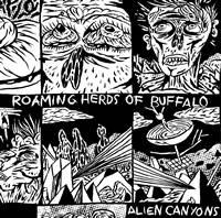 Roaming Herds of Buffalo – Alien Canyons