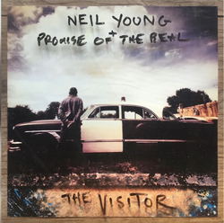 Neil Young and The Promise of the Real – The Visitor
