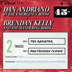 Various Artists – Dan Andriano/Brendan Kelly - European Vacation