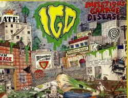 Infectious Garage Disease – Self Titled