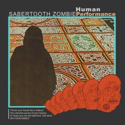 Sabertooth Zombie – Human Performance III