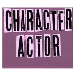 Character Actor – Character Actor