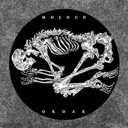 Various Artists – Moloch/Groak - split EP