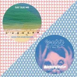 Various Artists –  Say Sue Me / Otoboke Beaver Split 7""