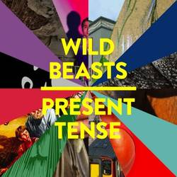 Wild Beasts - Present Tense album cover