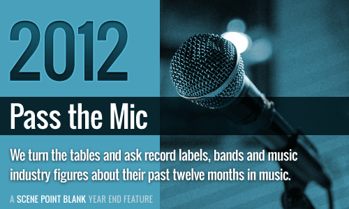 End Records Label Mic to Record Labels And