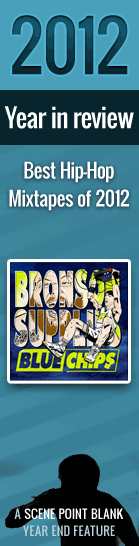 Best Hip-Hop Mixtapes of 2012