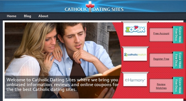 Online Dating Service For Catholic Singles