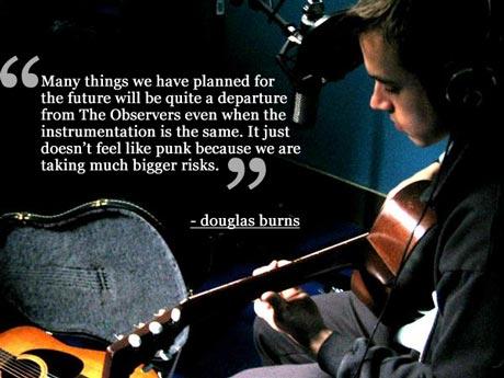 Interviews Douglas Burns Features Scene Point Blank Music