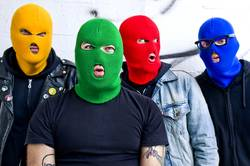 Interviews: Masked Intruder