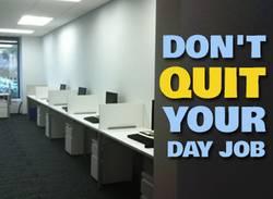 Interviews: Ötzi (Don't Quit Your Day Job)