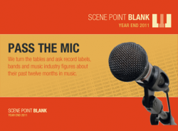 Music: Pass The Mic: Record Labels and Artists on 2011