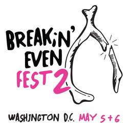 One Question Interviews: Breakin' Even Fest