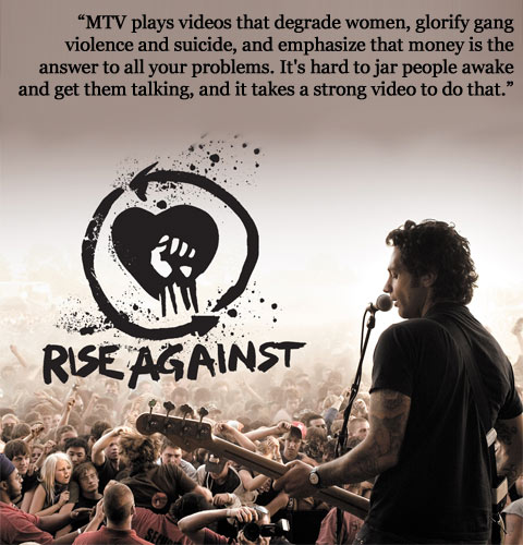 Anti Suicide Quotes Cool Interviews Rise Against  Features  Scene Point Blank  Music