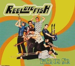 reel big fish take on me sheet music