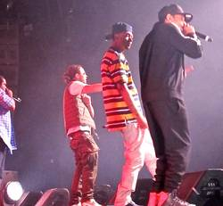 Bone Thugs-N-Harmony at Hordern Pavilion