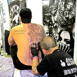 Rites of Passage Tattoo Festival 2