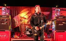 Stiff Little Fingers @ Bo Diddley Plaza