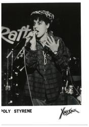 Music News: New book about Poly Styrene (X-Ray Spex)