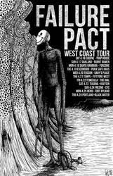 Failure Pact Embark On West Coast Tour