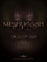 Records: Meshuggah announce release date for new album