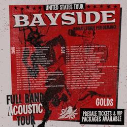 Tours: Bayside Announce Acoustic Tour