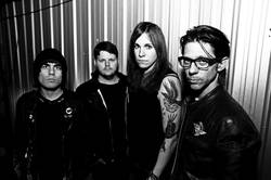 Tours: Creepoid to open for Against Me!