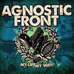 Records: Agnostic Front Detail New LP