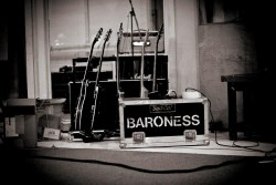 Records: Baroness announce third studio album