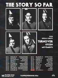 Tours: The Story So Far Announce US Tour