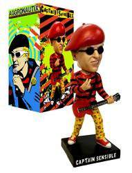 Bands: Captain Sensible Throbbleheads for sale