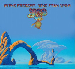 Records: Yes announce new live album