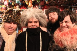 Bands: The Melvins on video chat