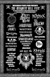 Shows: Midwest Hell Fest This Weekend In Wisconsin