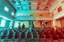 Records: Wild Gods gone instrumental